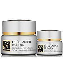 Estée Lauder Re-Nutriv Intensive Lifting Creme Collection