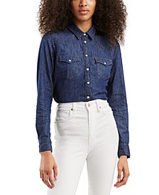 Ultimate Denim Western Shirt