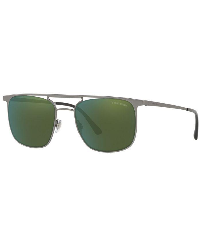Giorgio Armani - Men's Sunglasses, AR6076 53