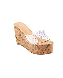 Sienna Wedge Sandal