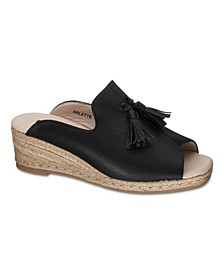 Arlette Wedge Sandal