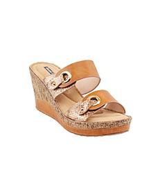 Merla Wedge Sandal
