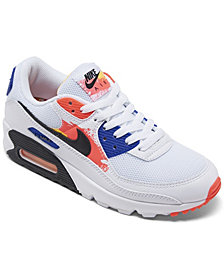 Nike Women's Air Max 90 Casual Sneakers from Finish Line