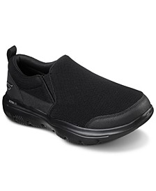 Men's GOwalk Evolution Ultra - Splinter Slip-On Wide Width Walking Sneakers from Finish Line
