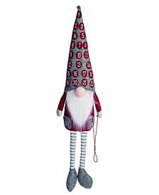 Plush Advent Gnome Figurine (44% Off) -- Comparable Value $45