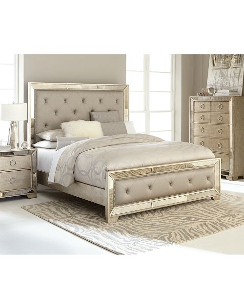 Furniture Ailey King 3-Pc. Bedroom Set (Bed, Nightstand & Dresser ...