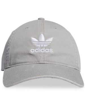 adidas Men's Originals Relaxed Strapback Hat