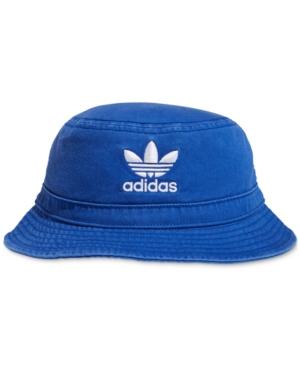 adidas Men's Originals Washed Bucket Hat