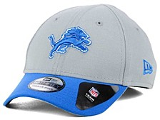 Detroit Lions JR Team Classic 39THIRTY Cap
