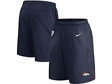 Men's Denver Broncos Dri-Fit Coach Shorts