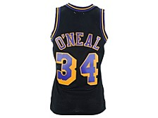 Men's Los Angeles Lakers Reload Collection Swingman Jersey - Shaquille O'Neal