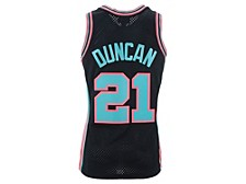 Men's San Antonio Spurs Reload Collection Swingman Jersey - Tim Duncan