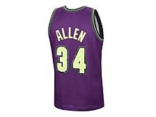 Men's Milwaukee Bucks Reload Collection Swingman Jersey - Ray Allen