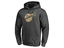 Majestic Men's San Francisco Giants Rookie Cooperstown Hoodie
