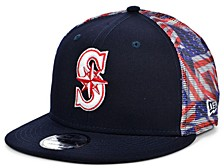 Seattle Mariners Flag Mesh Back 9FIFTY Cap