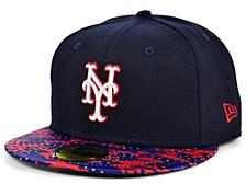 New York Mets Star Viz 59FIFTY Cap