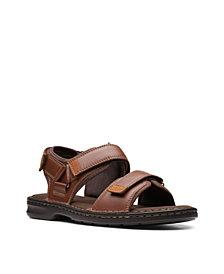 Clarks Men's Malone Shore Sandals