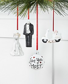 """Our First"" Ornament Collection, Created for Macy's"