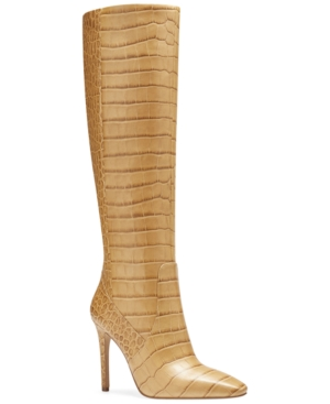 Vince Camuto WOMEN'S FENDELS STILETTO BOOTS WOMEN'S SHOES