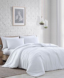 Annika Gauze 3 Piece Comforter Set, Queen