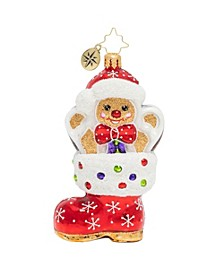 Gingerbread Surprise