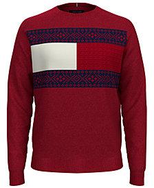 Tommy Hilfiger Men's Fair Isle Sweater
