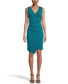 INC Asymmetrical Bodycon Dress, Created for Macy's