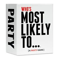 DDS Games Who's Most Likely To Adult Party Game