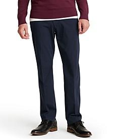 Men's Straight-Fit City Tech Trousers