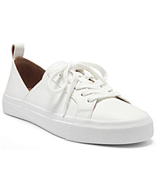 Lucky Brand Women's Dansbey Lace-Up Sneakers