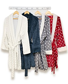 Plush Bath Robe, Created for Macy's