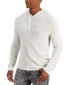 INC Men's Wolfie Hoodie Sweater, Created for Macy's