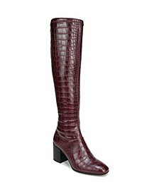 Tribute Wide Calf High Shaft Boots