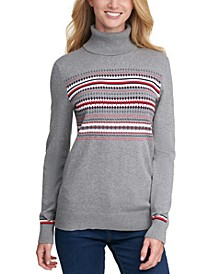 Stella Fair Isle Sweater