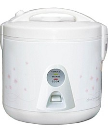 Automatic 10 Cup Rice Cooker & Food Steamer