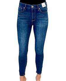 Curvy Ultra High Rise Ankle Skinny Jean
