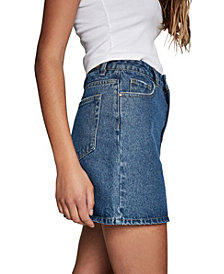 Women's The Classic Denim Skirt