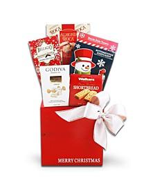 Merry Christmas Gift Basket