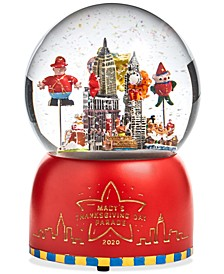 Thanksgiving Day Parade Musical Water Globe, Created for Macy's