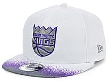 Sacramento Kings Summer Splatter Snapback Cap