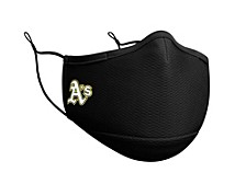 Oakland Athletics Black Team Face Mask