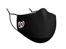 Washington Nationals Black Team Face Mask