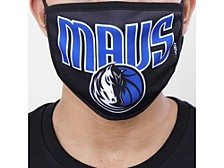 Dallas Mavericks 2pack Face Covering
