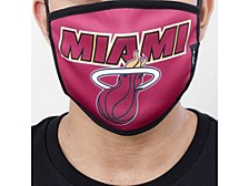 Miami Heat 2pack Face Mask