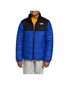 Big  and Little Boys Reversible Mount Chimborazo Jacket
