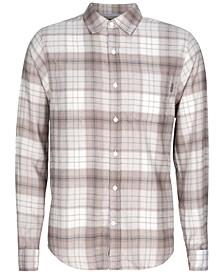 Men's Portland Classic-Fit Plaid Flannel Shirt