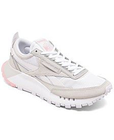 Women's Classic Leather Legacy Casual Sneakers from Finish Line