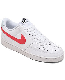 Nike Women's Nike Court Vision Low Casual Sneakers from Finish Line