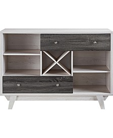 Worrel 2-Drawer Buffet
