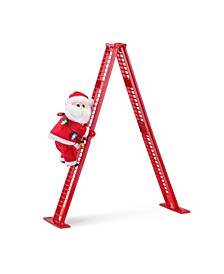 Table top Climber- Santa